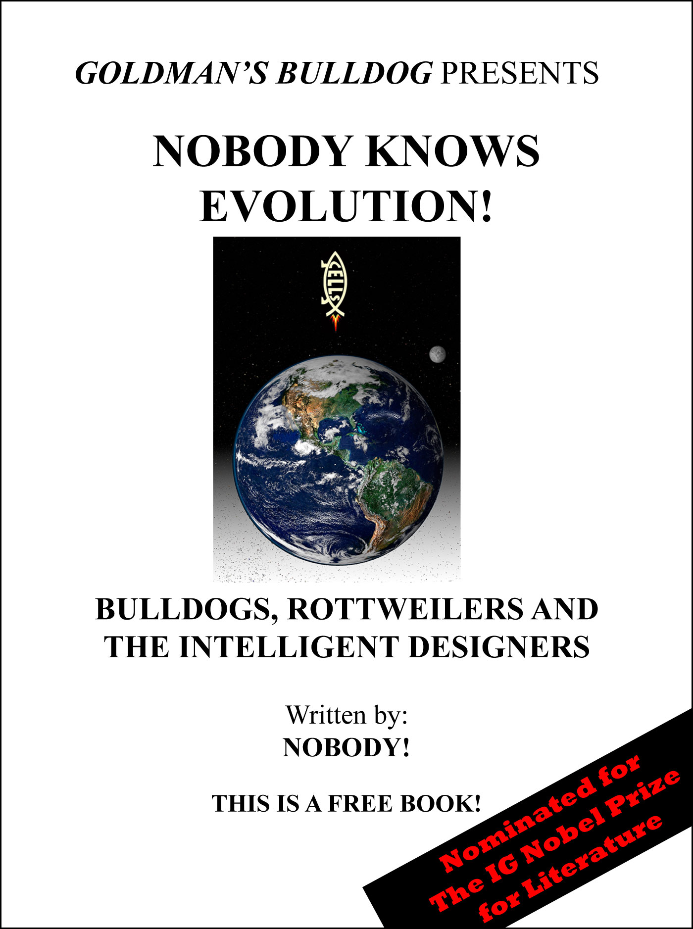 (Nobody Knows Evolution Link)
